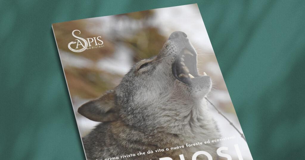 simbiosi magazine lupo volume 3